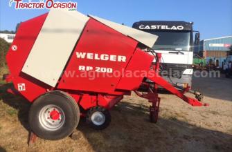 WELGER RP200
