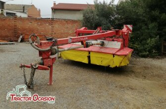 Pottinger cat nova 310