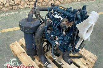 MOTOR KUBOTA D662