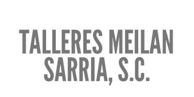 TALLERES MEILAN SARRIA, S.C.