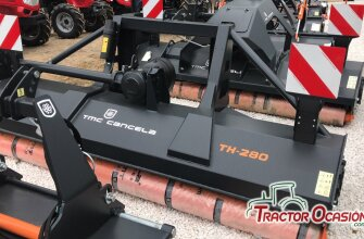 TRITURADORA TMC CANCELA TH280