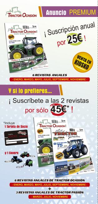 Revista Tractor Ocasión
