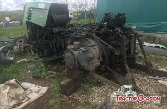 despiece tractor Fendt 930
