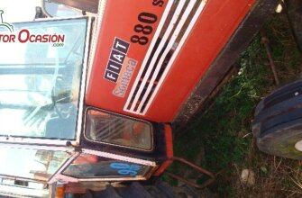 FIAT 880 ST CABINA