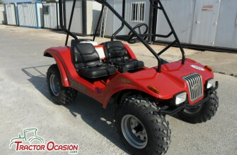ATV, marca Land Pride, modelo Runabout