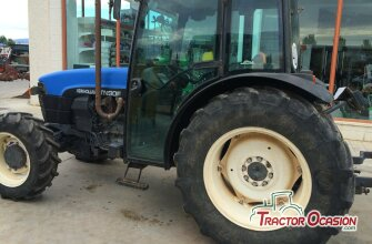 NEW HOLLAND TN90F