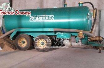 Remolque CÁMARA CUBA 16.000 litros