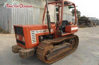 TRACTOR FIAT 70-65 CADENAS