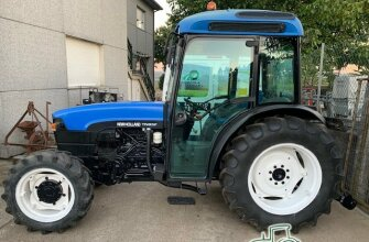NEW HOLLAND TN95F
