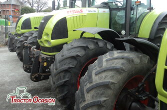 claas ares 617-657-656