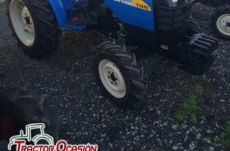 New Holland T1570