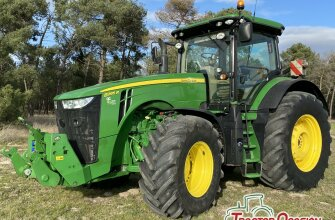AGRICOLA CASTELLANA JOHN DEERE 8295R