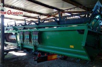 Corte cosechadora John Deere 630R