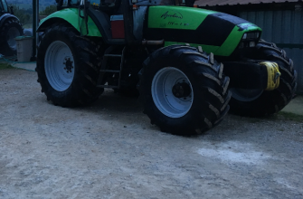 Agrotron trv1160