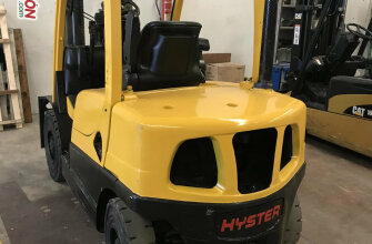 HYSTER H25