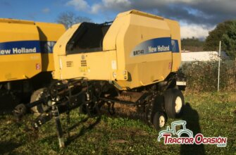 NEW HOLLAND - BR 740