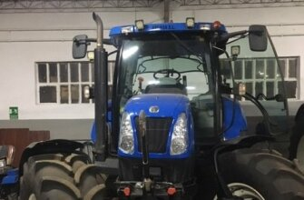 NEW HOLLAND - T6080