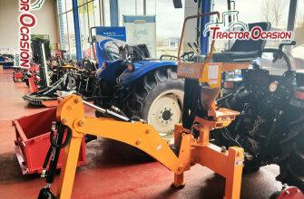 retroexcavadora para Tractor