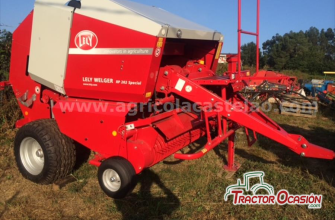 WELGER LELY RP202 SPECIAL