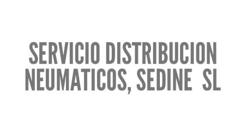 SERVICIO DISTRIBUCION NEUMATICOS, SEDINE  SL