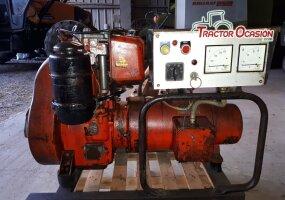 generador 10 Kb trifásico y 3,3 monofásico