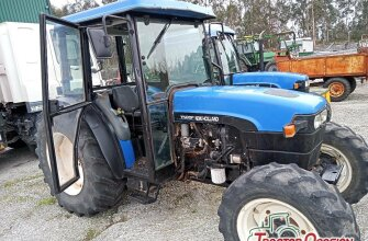NEWHOLLAND TN95F