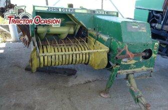 John Deere 339E