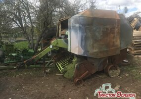 Despiece rotoempacadora Claas Rollant 240