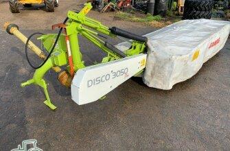 CLAAS DISCO 3050 PLUS