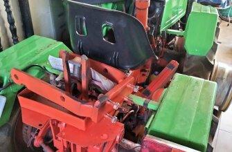 tractor articulado pasquali 991-e