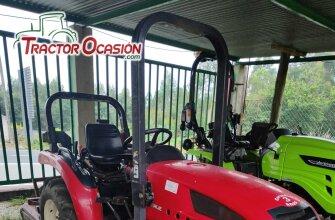 Tractor branson 25cv documentado