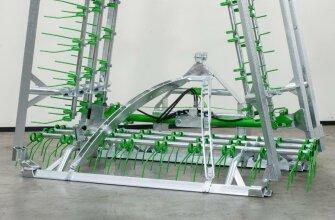 Sembradora neumática de 6 y 8 metros