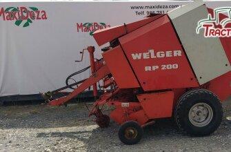 ROTOEMPACADORA WELGER RP200 US-2236