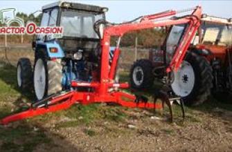 GRUA AGROFORESTAL GF500