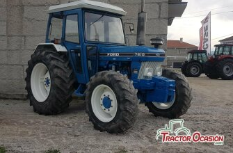 FORD 7610 DT