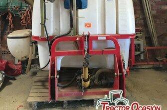 Sulfatadora ATASA 1.200 L y 12 m
