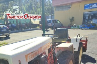 Tractor Lander 40cv