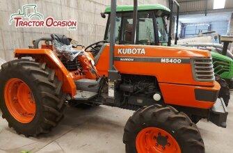 KUBOTA M5400