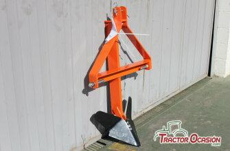 Abre surcos para mini tractores