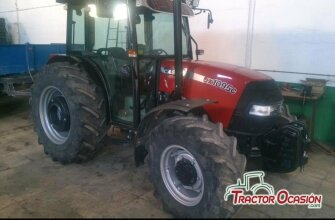 Tractor Case JX1095C
