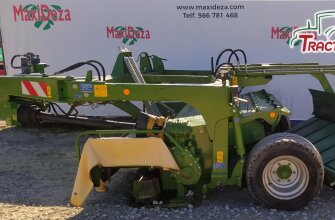 SEGADORA KRONE EASY CUT 3201 CV US-2120