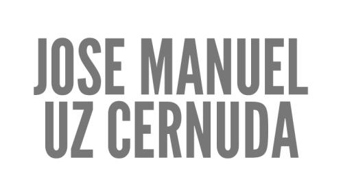 JOSE MANUEL UZ CERNUDA