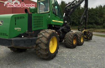 JOHNDEERE 1270D Eco3