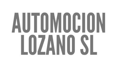 AUTOMOCION LOZANO SL