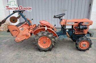 mini  tractor kubota
