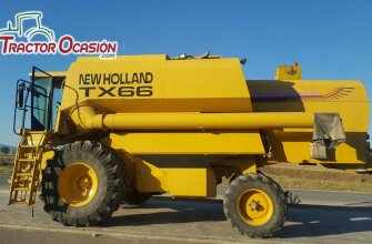 NEW HOLLAND TX-66