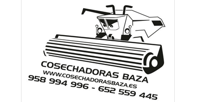 cosechadoras baza