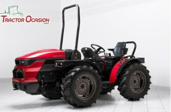 TRACTOR REVERSIBLE AGT 1060