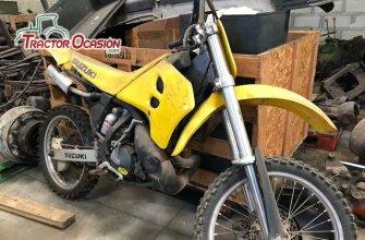 SUZUKI 250 CC