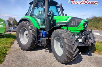 Deutz Farh Agrotron TTV 6160